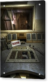 Radio Soviet One Acrylic Print by Nathan Wright
