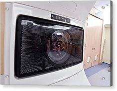 Radiotherapy Linear Accelerator Beam Panel Acrylic Print