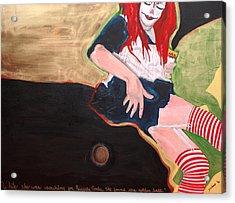 Raggedy Ann Acrylic Print