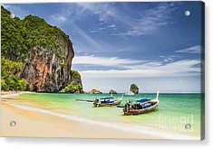 Railay Beach Acrylic Print