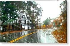 Rain Day Acrylic Print