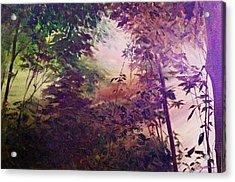 Rain Forest Rhapsody #1 Acrylic Print