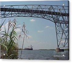 Rainbow Bridge 1 Acrylic Print