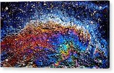 Acrylic Print featuring the photograph Rainbow Bridge by Samuel Sheats