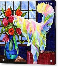 Rainbow Connection Acrylic Print