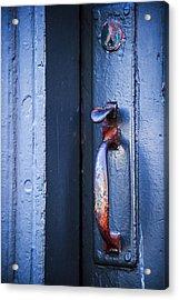 Rainbow Entry Acrylic Print by Sydney Mercer