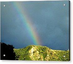 Rainbow I Acrylic Print