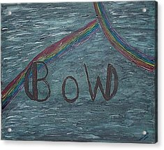Rainbow Set-part2 Acrylic Print