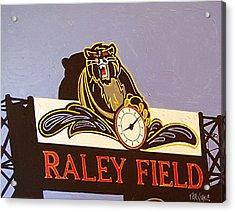 Raley Field Acrylic Print by Paul Guyer