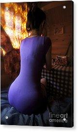 Ramona I Press You - Caress You . Viewed 523 Times . Acrylic Print