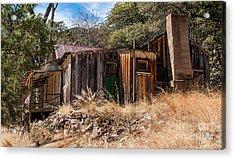 Ramsey Canyon Homestead 3 Acrylic Print