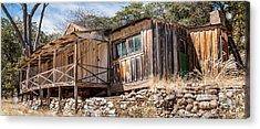 Ramsey Canyon Homestead 4 Acrylic Print