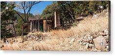 Ramsey Canyon Homestead 1 Acrylic Print