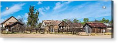 Ranch Panorama Acrylic Print
