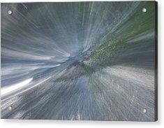 Rapids To Heaven 2 Acrylic Print