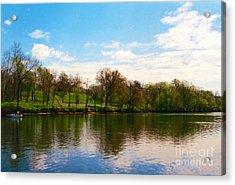 Rappahannock River I Acrylic Print
