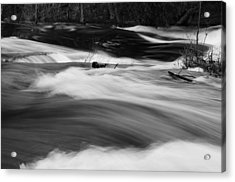 Raquette River #2 Acrylic Print