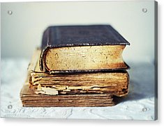 Rare Books Acrylic Print
