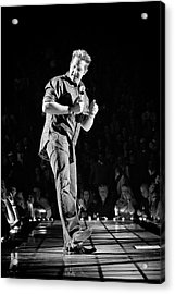 Rascal Flatts 5030 Acrylic Print by Timothy Bischoff