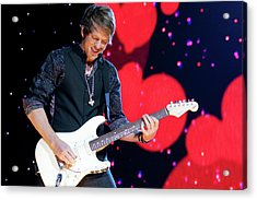 Rascal Flatts 5180 Acrylic Print by Timothy Bischoff