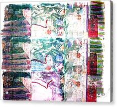 Rat Race Acrylic Print