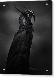 Ravenmech Acrylic Print
