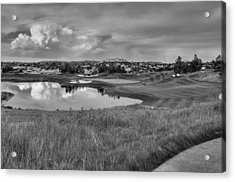 Acrylic Print featuring the photograph Ravenna Golf Course by Ron White