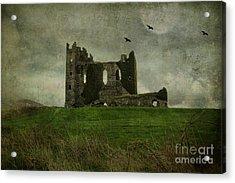 Raven's Castle Acrylic Print