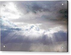 Ray From Heaven Acrylic Print