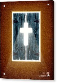 Acrylic Print featuring the digital art Ray Of Light by Cristophers Dream Artistry