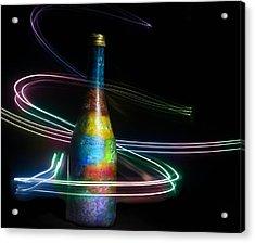 Ray Of Light Acrylic Print by Kingsley  Gicalde