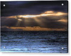 Rays Of Light  Acrylic Print by Naman Imagery