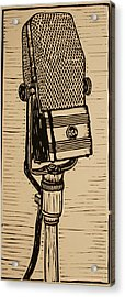 Rca 44 Acrylic Print by William Cauthern