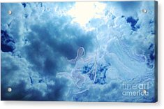 Rs-union Acrylic Print by Jacquelyn Roberts