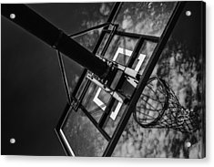 Reach For The Basket Acrylic Print