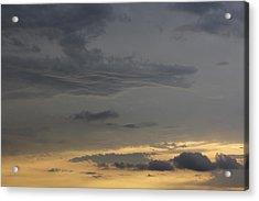 Reach For The Sky 20 Acrylic Print by Mike McGlothlen