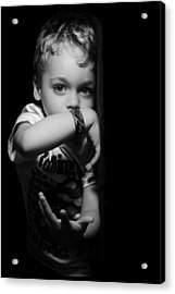Reach Out Acrylic Print by Marco Oliveira