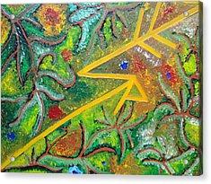 Reaching4fulfillment Acrylic Print by Joanna Pilatowicz