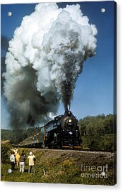 Reading 2102 In Virginia Acrylic Print by ELDavis Photography