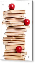 Reading Is Fun Acrylic Print
