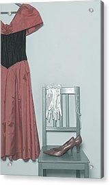 Ready To Go Out Acrylic Print by Joana Kruse