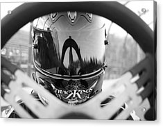 Ready To Race Acrylic Print by Thomas Fouch