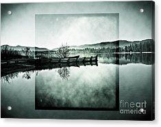 Realize Acrylic Print by Janie Johnson