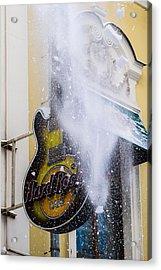 Really Hard Rock - Featured 3 Acrylic Print by Alexander Senin