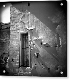 Rear Window Acrylic Print by Paul Anderson