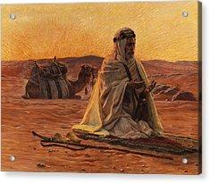 Recitation Of The Maghrib Acrylic Print