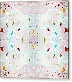 Recombinant Mandala 1 Acrylic Print