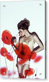 Red Acrylic Print