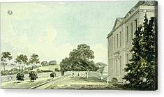 Red Book For Sheringham Hall, C.1812 Acrylic Print