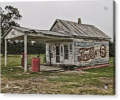 Red Lyon Country Store Acrylic Print